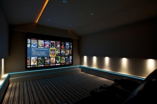 медиасервер Kaleidescape в персональном кинозале