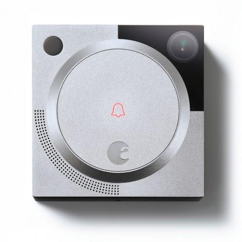 дверной звонок системы безопасности умного дома аugust-2 с камерой