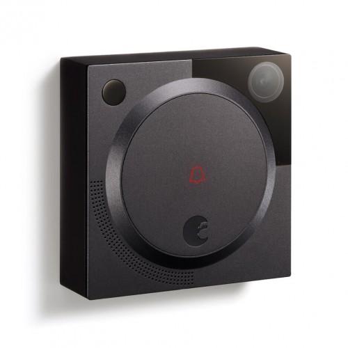дверной звонок системы безопасности умного дома august с камерой