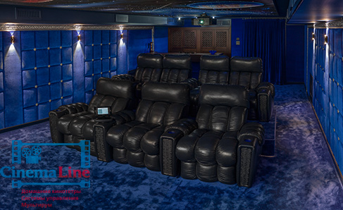 моторизированные кресла для домашнего кинозала-2