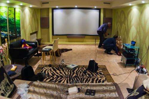 звукоизоляции комнаты при установке персонального кинозала