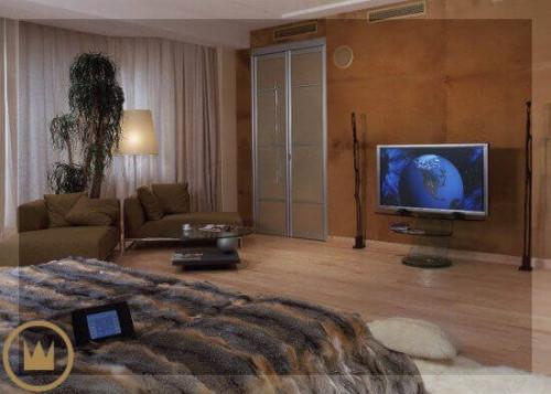 система умный дом в комнате
