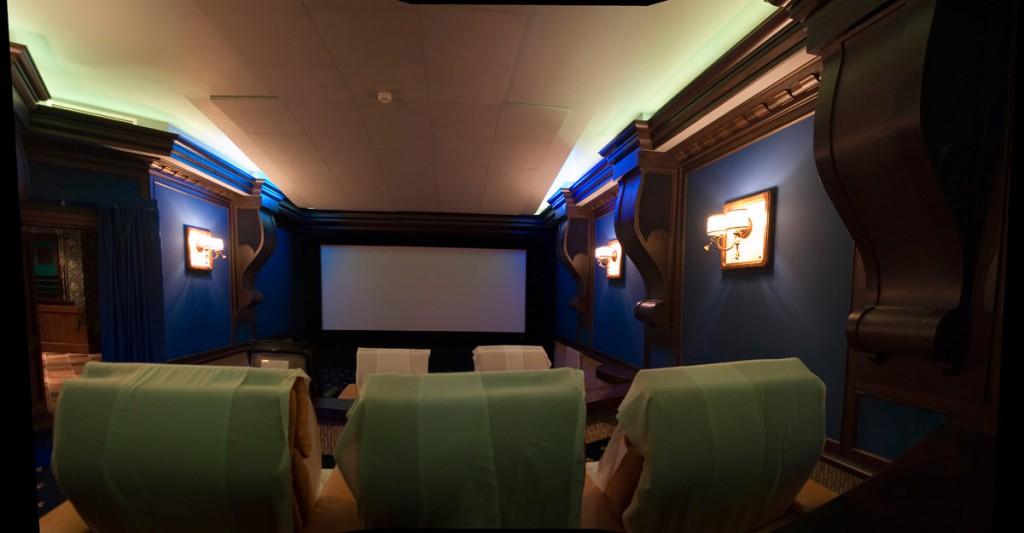 проект домашнего кинотеатра hi-end