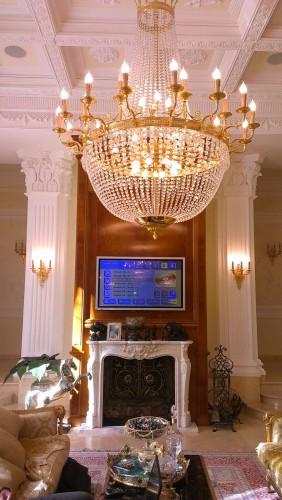 система мультирум в гостинной