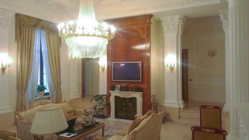умный дом в гостинной
