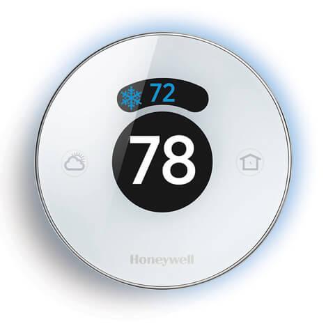 умный термостат для умного дома