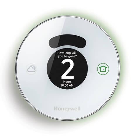 термостат liric от honeywell