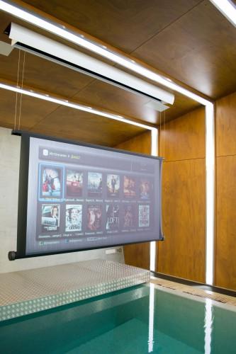 экран как компонент для домашнего кинотеатра