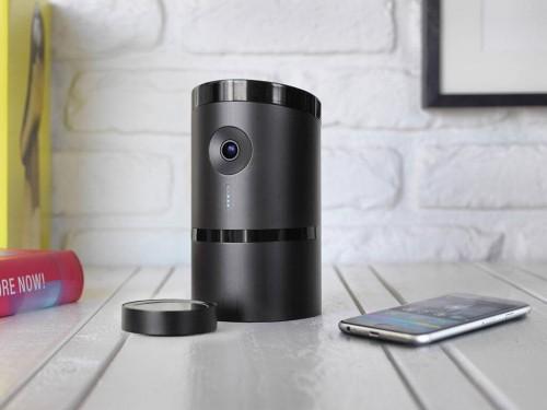 камера видеонаблюдения в умном доме