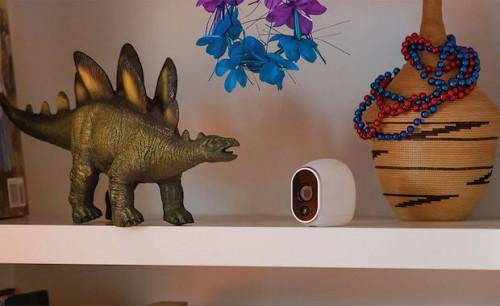 камера видеонаблюдения для умного дома